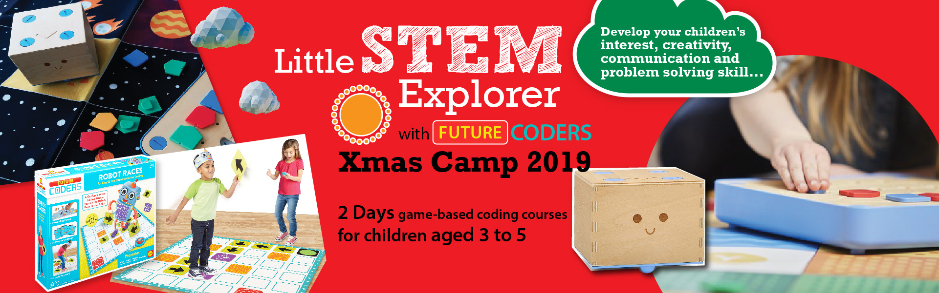 Little STEM Explorer, Xmas 2019